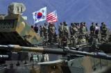 Mỹ và Hàn Quốc sẽ chấm dứt các cuộc tập trận chung chủ chốt