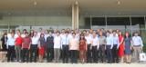 Đoàn công tác Hiệp hội các trường ĐH, CĐ Việt Nam đến thăm và làm việc tại Trường Đại học Quốc tế Miền Đông (EIU)