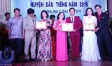 Chung kết Hội thi song ca tiếng hát Bolero Dầu Tiếng