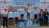 Chặng 4 giải xe đạp nữ quốc tế Bình Dương năm 2019: Tuyển thủ Thái Lan Jutatip giành chiến thắng