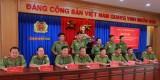 Khối an ninh Công an tỉnh: Ký kết giao ước thi đua vì an ninh Tổ quốc