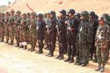 Campuchia-Trung Quốc diễn tập chống khủng bố và cứu trợ nhân đạo