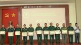 Hội Cựu chiến binh tỉnh: Phát huy trách nhiệm, đóng góp cho cộng đồng