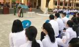 Nâng cao kiến thức phòng cháy chữa cháy cho phụ nữ, học sinh