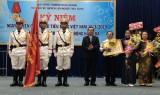 Hội bảo vệ quyền lợi người tiêu dùng tỉnh đón nhận Huân chương Lao động hạng Ba