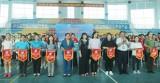 Hội Liên hiệp phụ nữ tỉnh: Tổ chức Hội thao nhân ngày Quốc tế hạnh phúc