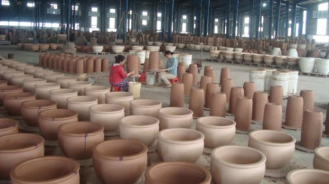 维护平阳陶瓷品牌