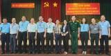 Bộ Tư lệnh Quân khu 7: Khai giảng lớp bồi dưỡng kiến thức quốc phòng cho cán bộ đối tượng 2