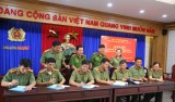 Công an tỉnh: Giao ban công tác xây dựng Đảng, xây dựng lực lượng quý I-2019
