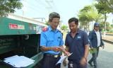 Thanh tra hoạt động kinh doanh vận tải hàng hóa bằng xe container