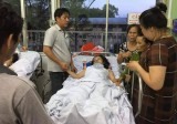 Sinh viên nghèo gặp tai nạn giao thông cần trợ giúp