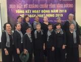 Họp mặt nữ kháng chiến tỉnh Bình Dương