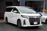 Lexus có thể tung MPV mới - bản cao cấp của Toyota Alphard