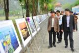 Trưng bày 223 tác phẩm ảnh nghệ thuật ca ngợi biển, đảo Việt Nam