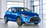 Yaris hatchback thế hệ mới - nửa Toyota, nửa Mazda