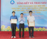 46 học sinh đạt giải thưởng Sao Khuê và Lương Thế Vinh