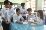 Đăng ký dự thi THPT quốc gia: Thí sinh cân nhắc trước khi nộp hồ sơ