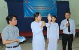 Thị đoàn Bến Cát: Đẩy mạnh hoạt động tư vấn hướng nghiệp cho học sinh