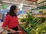 平阳Co.Opmart超市系统:用香蕉叶包装果菜