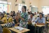 Ôn thi THPT quốc gia môn giáo dục công dân: Thầy dạy hết mình, trò học hết sức