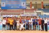 Giải bóng chuyền các đội mạnh toàn quốc 2019: Vật liệu xây dựng Bình Dương giành thành tích ấn tượng