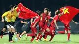 越南女足国家队晋级2020年东京奥运会女足亚洲区第三轮预选赛