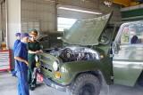 Tiểu đoàn 79 (Cục kỹ thuật, Quân đoàn 4): Sôi nổi thi đua chào mừng kỷ niệm 40 năm Ngày thành lập Cục Kỹ thuật