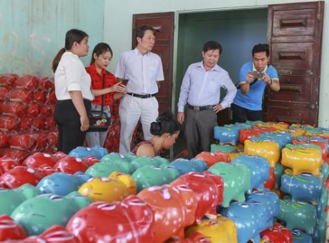 Saigontourist khảo sát điểm du lịch tại Bình Dương