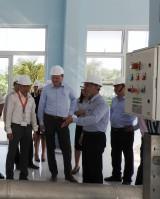 Thứ trưởng Bộ Quản lý Nước và Hạ tầng Chính phủ Hà Lan thăm Nhà máy xử lý nước thải Tân Uyên 1