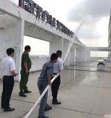 Ra quân kiểm tra an toàn phòng cháy chữa cháy chung cư, nhà cao tầng