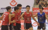 Giải bóng chuyền Cúp Hùng Vương: VLXD Bình Dương xuất sắc giành hạng Ba
