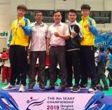 Giải vô địch Karatedo Đông Nam á 2019: Vận động viên Bình Dương góp 2 HCV, 1 HCĐ