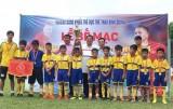 Giải bóng đá năng khiếu cơ sở Bình Dương lần V - 2019: Năng khiếu An Phú - Thuận An lên ngôi vương