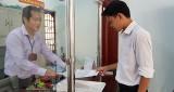 Phường Phú Hòa, TP.Thủ Dầu Một: Liên thông nhận và giải quyết các thủ tục