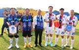 Thi đấu giao hữu bóng đá giữa lãnh đạo tỉnh Bình Dương và TP.Daejeon (Hàn Quốc)