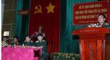 Bộ Tư lệnh Quân đoàn 4 đối thoại dân chủ với cơ sở