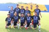 Giao hữu bóng đá giữa lãnh đạo tỉnh Bình Dương và thành phố Daejeon Hàn Quốc