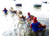 Linh thiêng lễ Khao lề thế lính Hoàng Sa tại đảo Lý Sơn