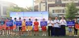 24 đội tham dự giải bóng đá thanh niên công nhân mở rộng