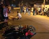 Xe ba gác tông chết người đàn ông đi xe máy