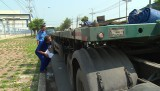 Chấn chỉnh hoạt động kinh doanh vận tải hàng hóa bằng xe container