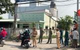 Phong tỏa hiện trường điều tra vụ án mạng làm 3 người chết