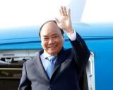 Thủ tướng lên đường dự Diễn đàn cấp cao hợp tác Vành đai và Con đường