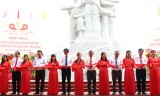 Tượng đài chiến thắng Bông Trang - Nhà Đỏ là di tích lịch sử cấp tỉnh