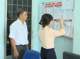 HĐND TX.Thuận An: Khảo sát công tác cải cách hành chính, phòng chống tham nhũng trong lĩnh vực thuế