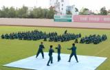 TX.Dĩ An: Hơn 500 vận động viên tham gia hội thao quân sự - quốc phòng