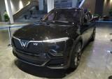SUV VinFast hiệu suất cao xuất hiện tại Việt Nam