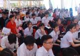 Phú Giáo: 900 học sinh tham gia tư vấn hướng nghiệp