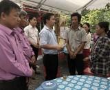 Thăm viếng, hỗ trợ các gia đình học sinh bị đuối nước