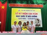 Hội Điều dưỡng tỉnh: Họp mặt kỷ niệm 126 năm Ngày Điều dưỡng quốc tế